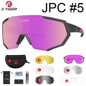X-TIGER Cycling Eyewear X-YJ-JPC05-5