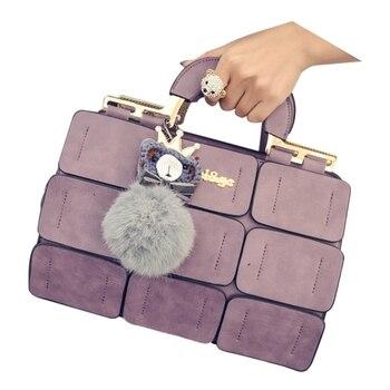 Fashion Pu leather luxury handbag