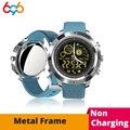 696 Смарт часы NX02 Модные мужские IP68 Водонепроницаемые наручные часы Bluetooth 4 0 спортивные PK Fitbit xiaomi