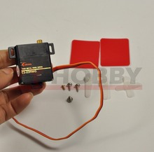22g/ 4.6kg/0 .14 sec Servo CS-239MG Metal Gear Micro Servo 30x10x34.5mm
