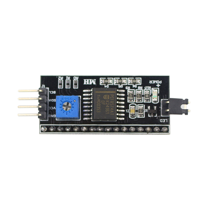 High Quality IIC/I2C / Interface LCD1602 2004 LCD Adapter Plate