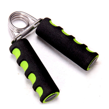 new double color foam grip hands strength wrist arm training fitness power exercise for wholesale and