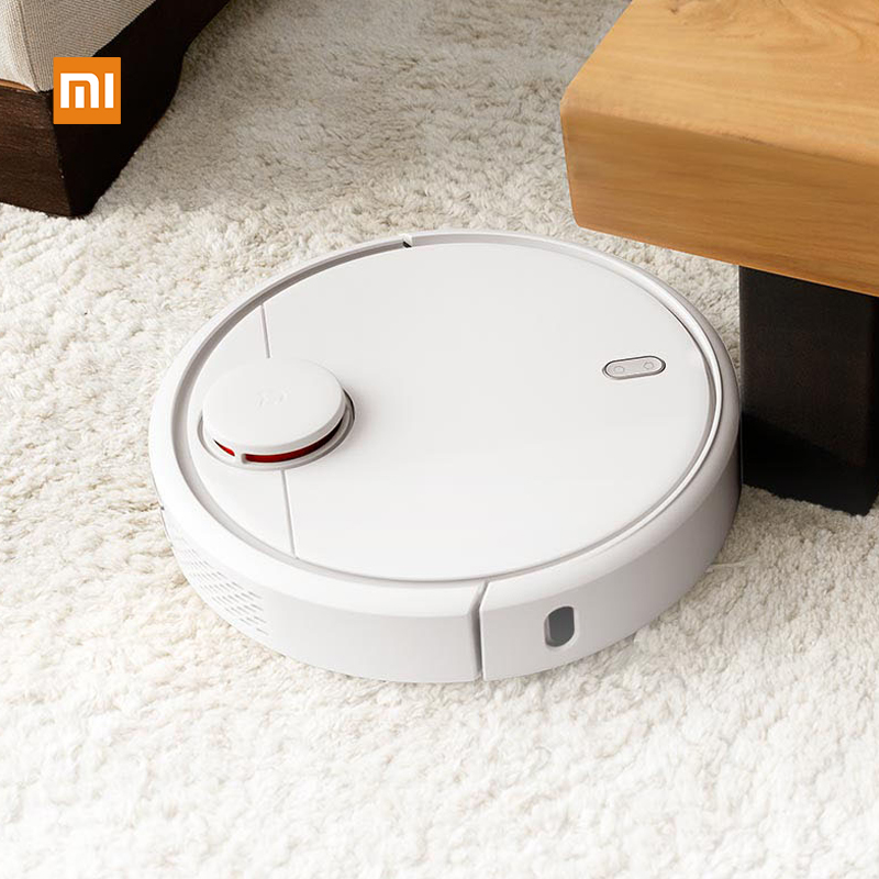 Original Xiaomi Mi Smart Plan type Robotic Vacuum Cleaner with App and Auto Charge for home 1