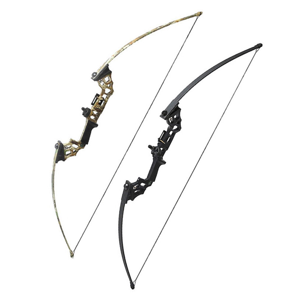 40 Lbs Fishing Bow Straight Pull Bow For Compound Bow Archery Hunting Shooting Game Outdoor Sports