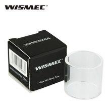 2pc Original WISMEC Reux Mini Tank Glass Tube 2ml Pure Pyrex Glass Tube for Reux Mini Atomizer Replacement Tank Glass Tube
