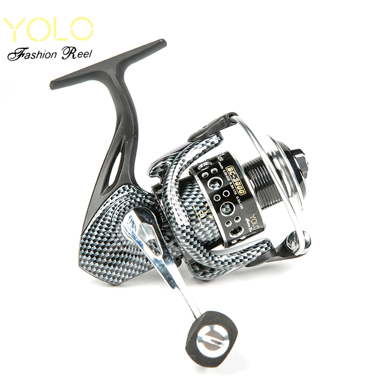 YOLO Fishing Reel Spinning Reel BC3000 9+1BB 5.1:1 Spining Reel Full Metal Head Brass Carp SaltWater Wheel Trolling Coils Line nunatak original 2017 baitcasting fishing reel t3 mx 1016sh 5 0kg 6 1bb 7 1 1 right hand casting fishing reels saltwater wheel