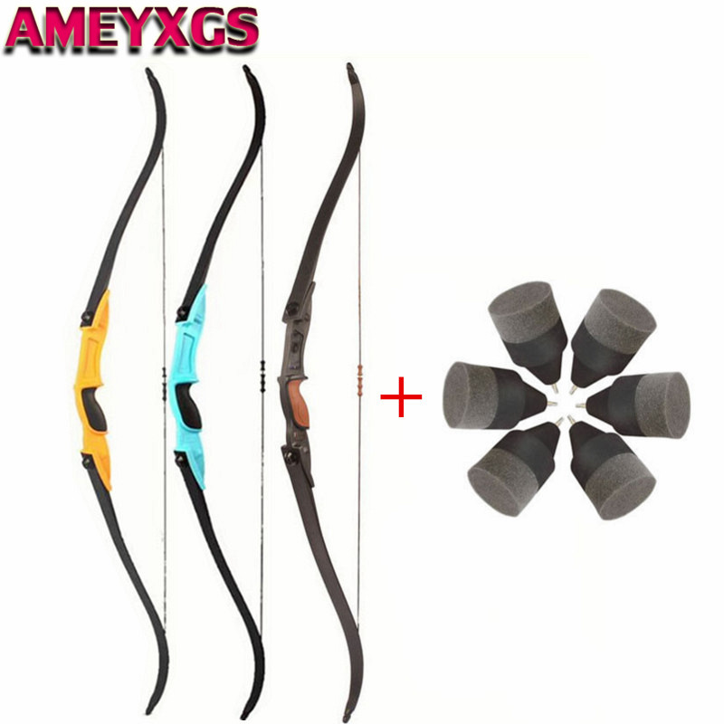 1Set Archery 56 CS Game Bow Takedown Recurve Right Left Hand Target Sponge For Outdoor Competition Hunting Shooting Accessories1Set Archery 56 CS Game Bow Takedown Recurve Right Left Hand Target Sponge For Outdoor Competition Hunting Shooting Accessories