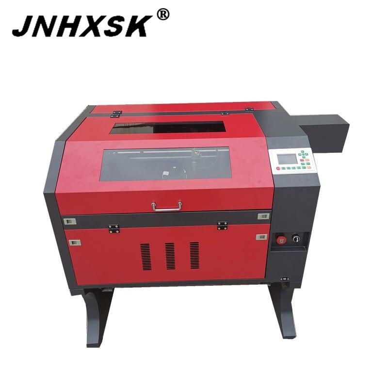 Reci 100w Laser Engraver Acrylic Plywood Glass Leather Rubber Stamp Cnc Laser Cutter Marking Machine Desktop Ruida 6442S