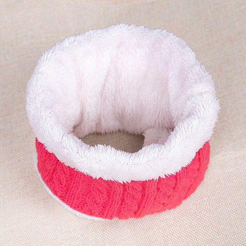 2019 New Fashion Children Scarf For Kids Winter Scarf For Baby Brand Scarf Kids Warm Boy Girl Knit Neck Wholesale/Retail