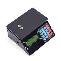 Diy كيت 10 كيلوجرام 1 جرام أسود قذيفة سعر استشعار الضغط مقياس usb الإلكترونية ساعة