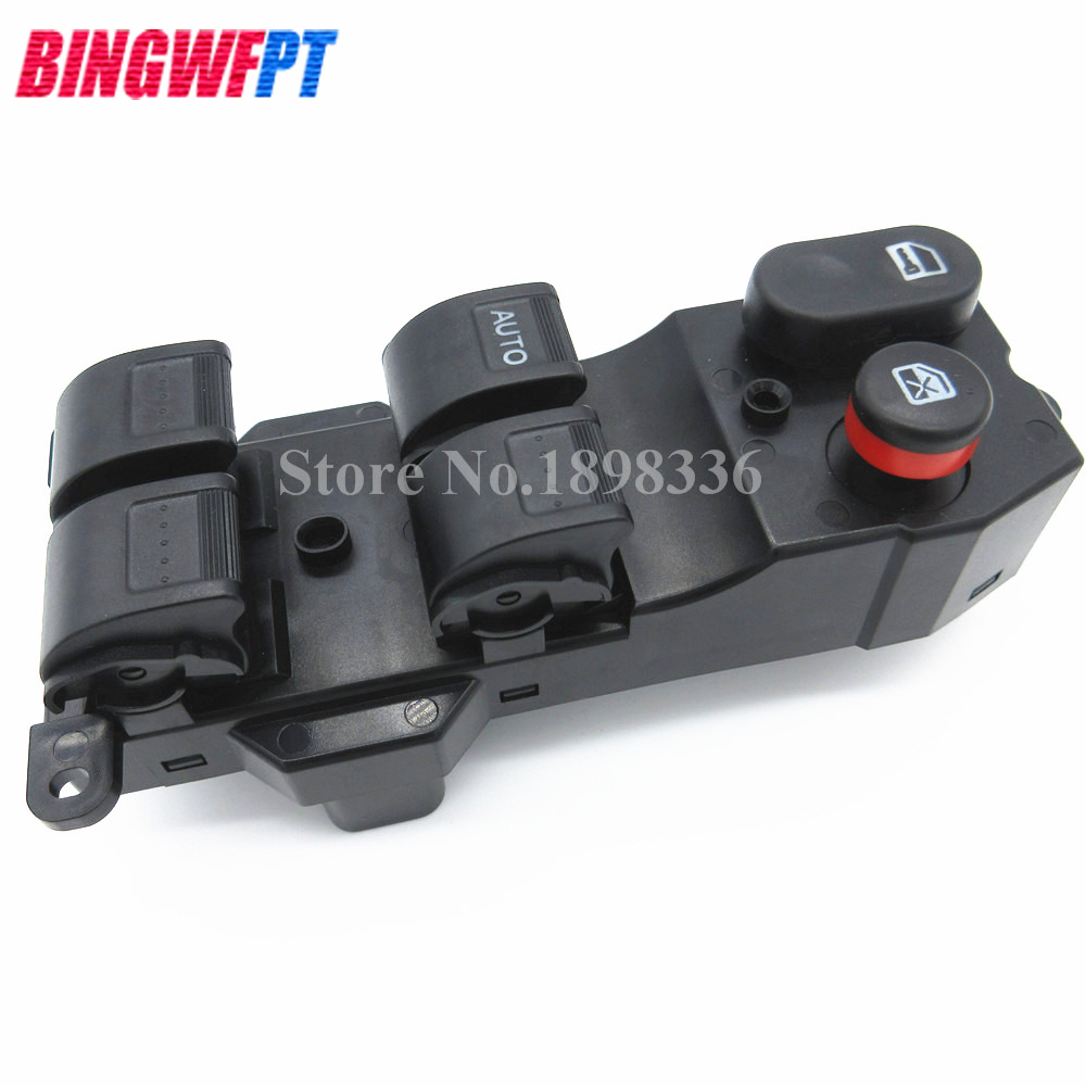 цена Power Window Lifter Switch 35750-SEL-P11 35750SELP11 For Honda Jazz Fit 2003 2004 2005 2006 2007 2008
