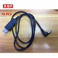 עבור baofeng uv 5r XQF 10 PCS Baofeng UV5R USB מטען סוללות עבור מכשירי ווקי רדיו שני הדרך Portable Talkie Baofeng UV-5R UV-5re 5RB UV-5ra אביזר (1)