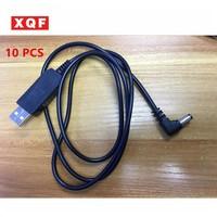 uv 5re XQF 10 PCS Baofeng UV5R USB מטען סוללות עבור מכשירי ווקי רדיו שני הדרך Portable Talkie Baofeng UV-5R UV-5re 5RB UV-5ra אביזר (1)