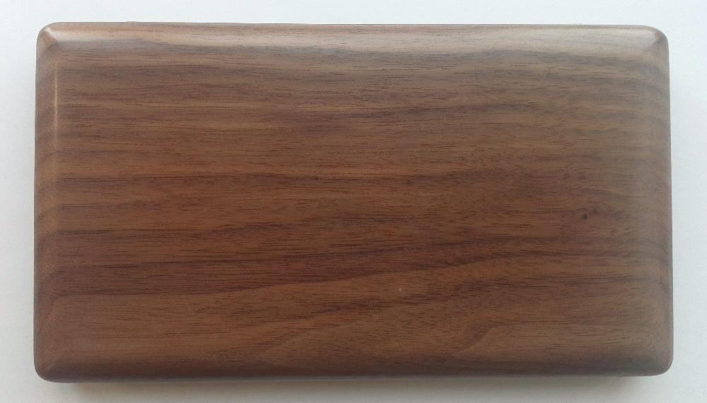 Black Walnut Wooden Saxophone Clarinet Reed Case 8PCS Reed Hold пуф wooden круглый белый