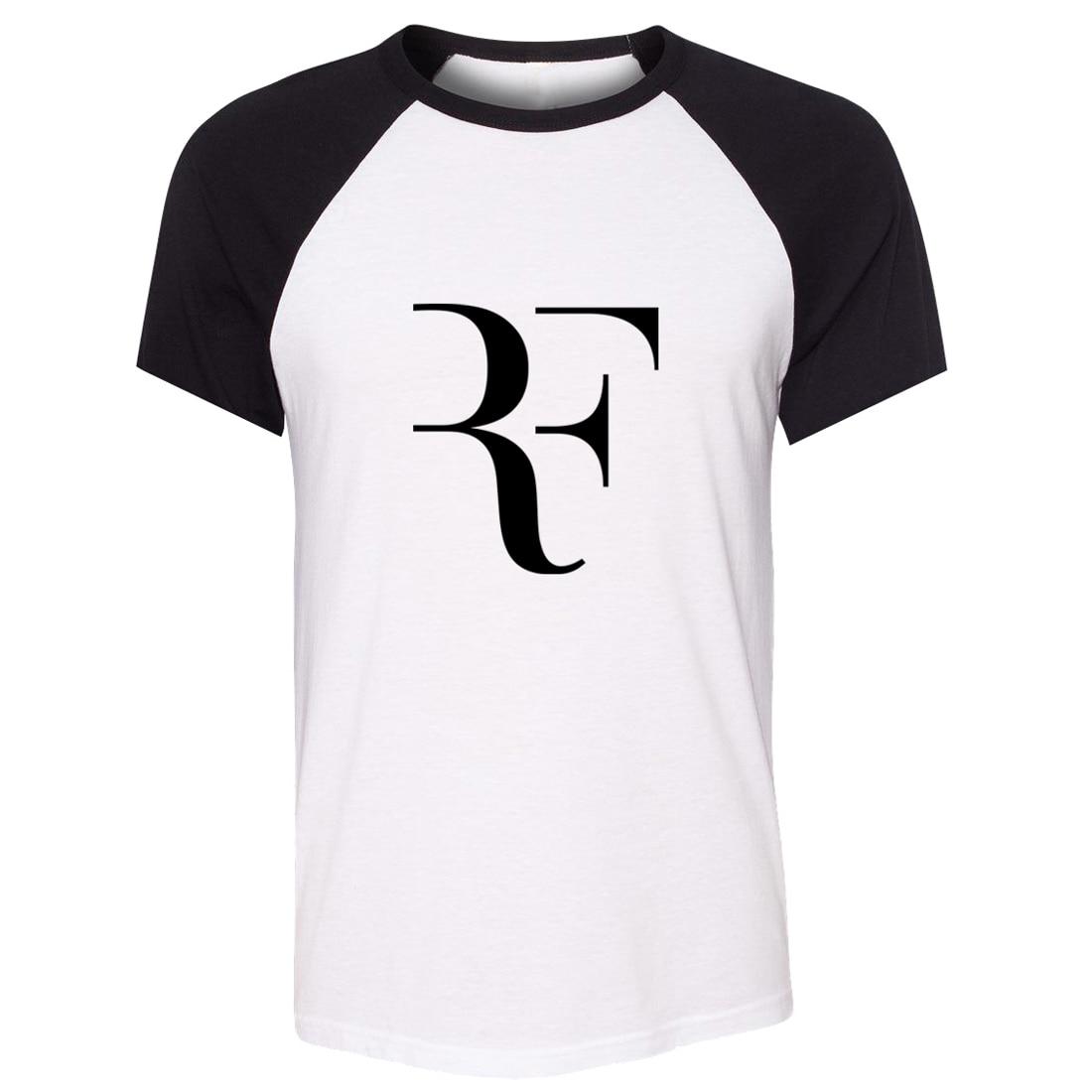 Shirt design price - Idzn Unisex Summer Fashion T Shirt Roger Federer Tennis Fans Art Pattern Design Raglan Short