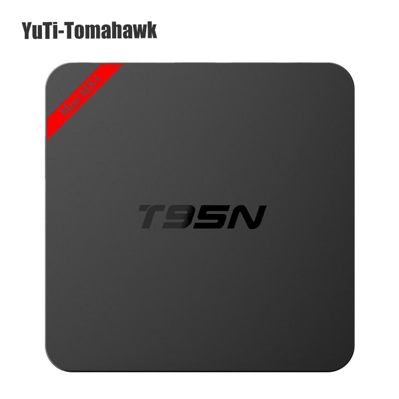 T95N Android6.0 TV Box MiNi pc Quad Core Amlogic S905X UHD 4K Smart TV Box KODI XBMC Miracast DLNA IPTV Set-top box MINI MX Plus 4 quad core smart tv box 2g 16g 1080p wifi 802 11 b g n mini pc xbmc fully loaded android 4 4 for internet surfing