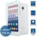 Para alcatel one touch pop up protector de pantalla de cristal templado 9 H 2.5D Película Protectora de Seguridad En pop 6044D 6044X OT6044