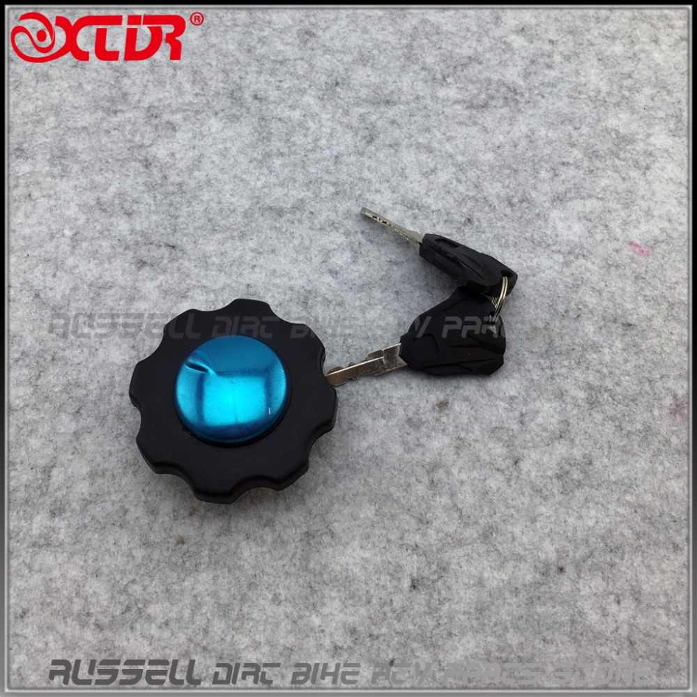 Fuel gas tank cap switch Key Seal Supporting For HONDA CB125 SL125 XL125 CL100