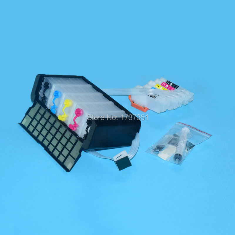 T33 T3351 / T3361-T3364 Ciss-System für Epson xp-530 xp-900 xp-830 - Büroelektronik - Foto 2