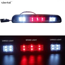 купить 1PC High Mount LED Rear Stop 3rd Third Brake Light Cargo Stop Lamp for Ford F250 F350 F150 Bronco 1997 1996 1995 1994 Smoke Lens по цене 1577.48 рублей