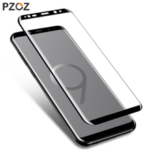 PZOZ Tempered Glass Film for Samsung Galaxy S9 S9Plus