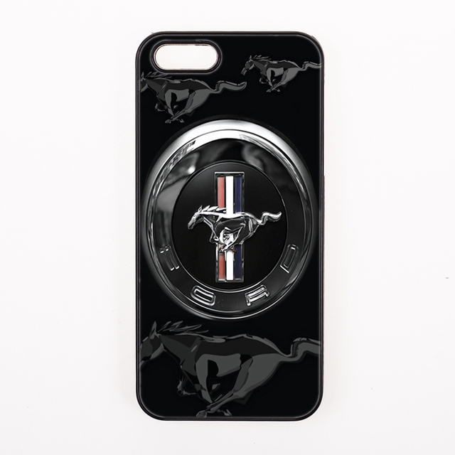For Ford Mustang Shelby Cobra Symbol Cover Case For Samsung Galaxy