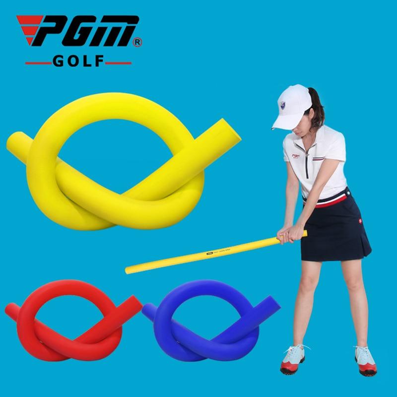 Golf Swing Strength Trainer Deformation Resistant High Density EVA Soft Stick Golf Training Aids Sports Warm Up Free Shipping