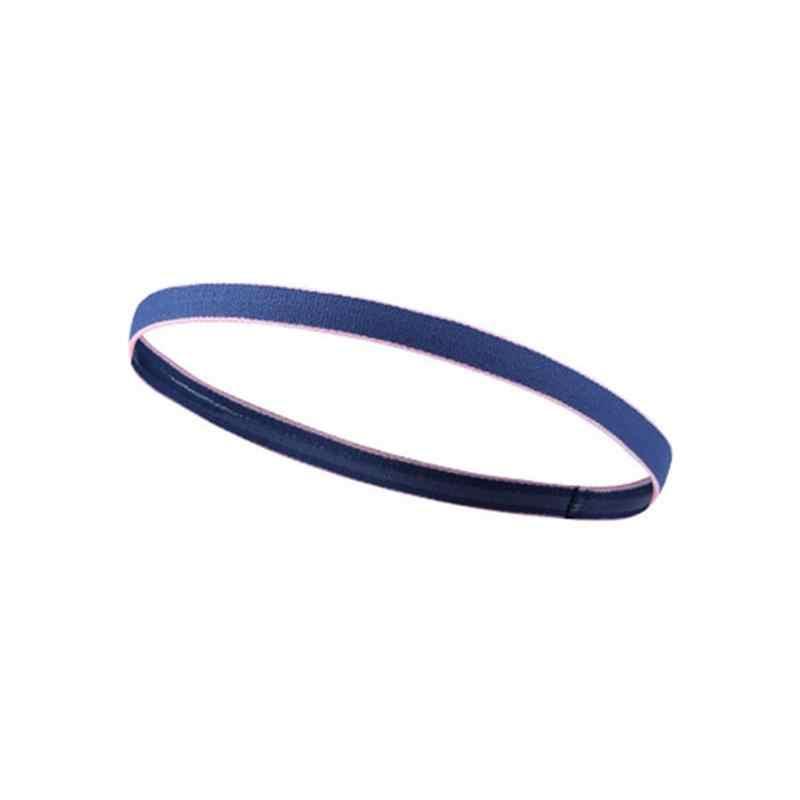 Banda elástica de moda deportiva fina para el pelo para hombre y mujer entrenamiento Yoga Golf Running baloncesto tenis Crossfit