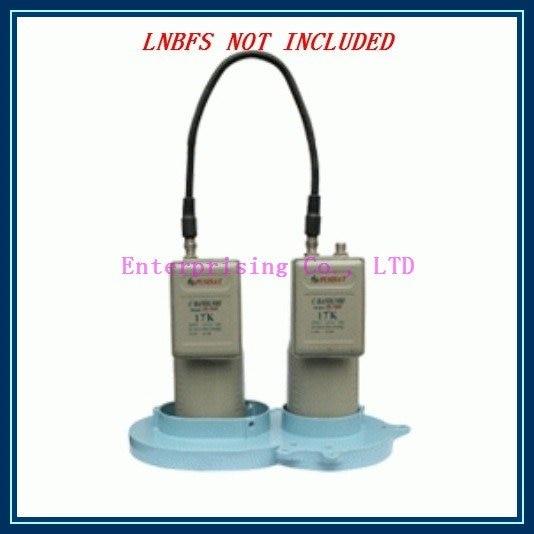 c band lnb circuit diagram lnb holder  10 degree c band dual lnb bracket  dual satellite lnb  10 degree c band dual lnb bracket