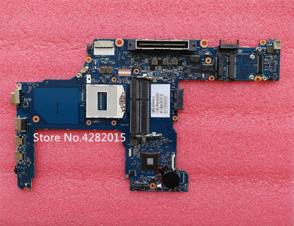 Original for HP Laptop motherboard 744009 001 for ProBook 640 G1 650 G1 motherboard QM87 chipset