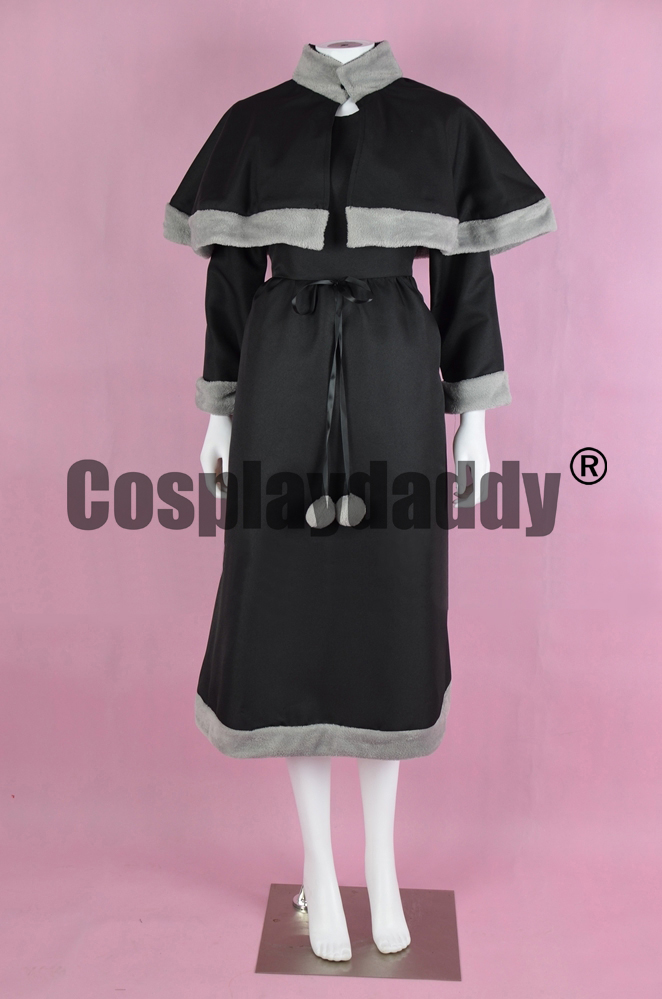 Galaxy Express 999 Tabidachi No Ballad Maetel Dress Outfit Cosplay Costume F006