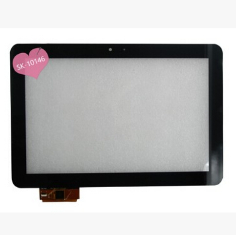 Original New touch screen digitizer 10.1 DNS AirTab P100qg Tablet Capacitive glass touch panel Sensor Replacement Free Shipping new 7 inch tablet capacitive touch screen replacement for dns airtab m76 digitizer external screen sensor free shipping
