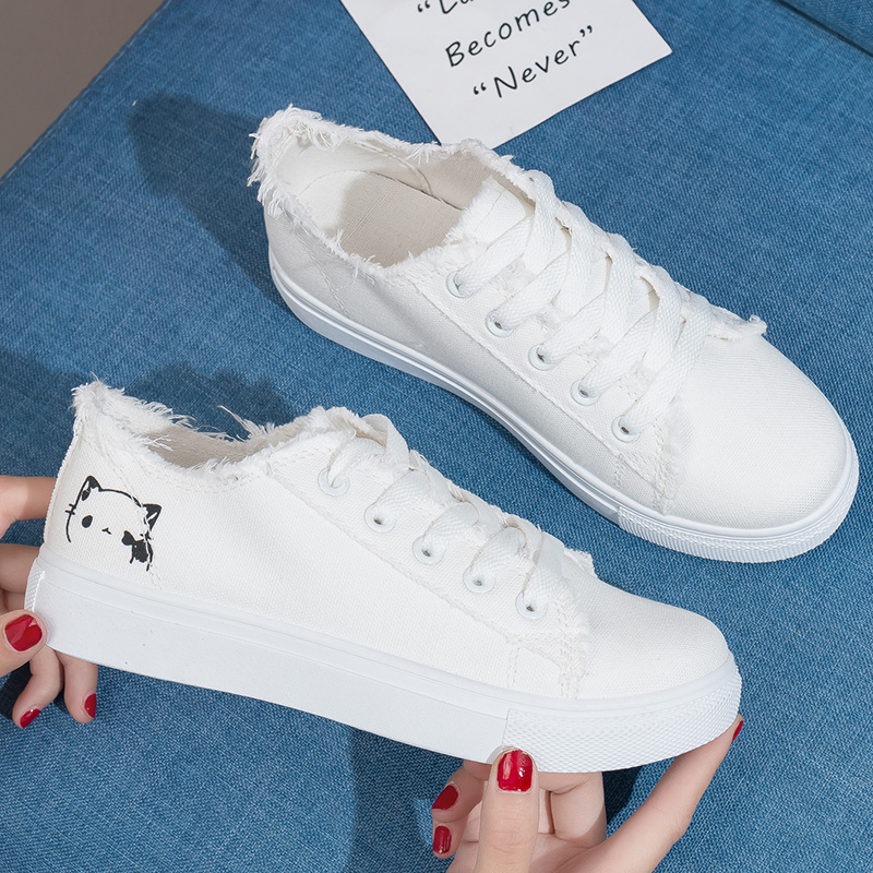Women Sneakers 2018 Fashion Women Vulcanized