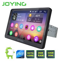 Joying 10 1 2GB 32GB Car Stereo Autoradio GPS Navigation For Universal Single 1 Din Android