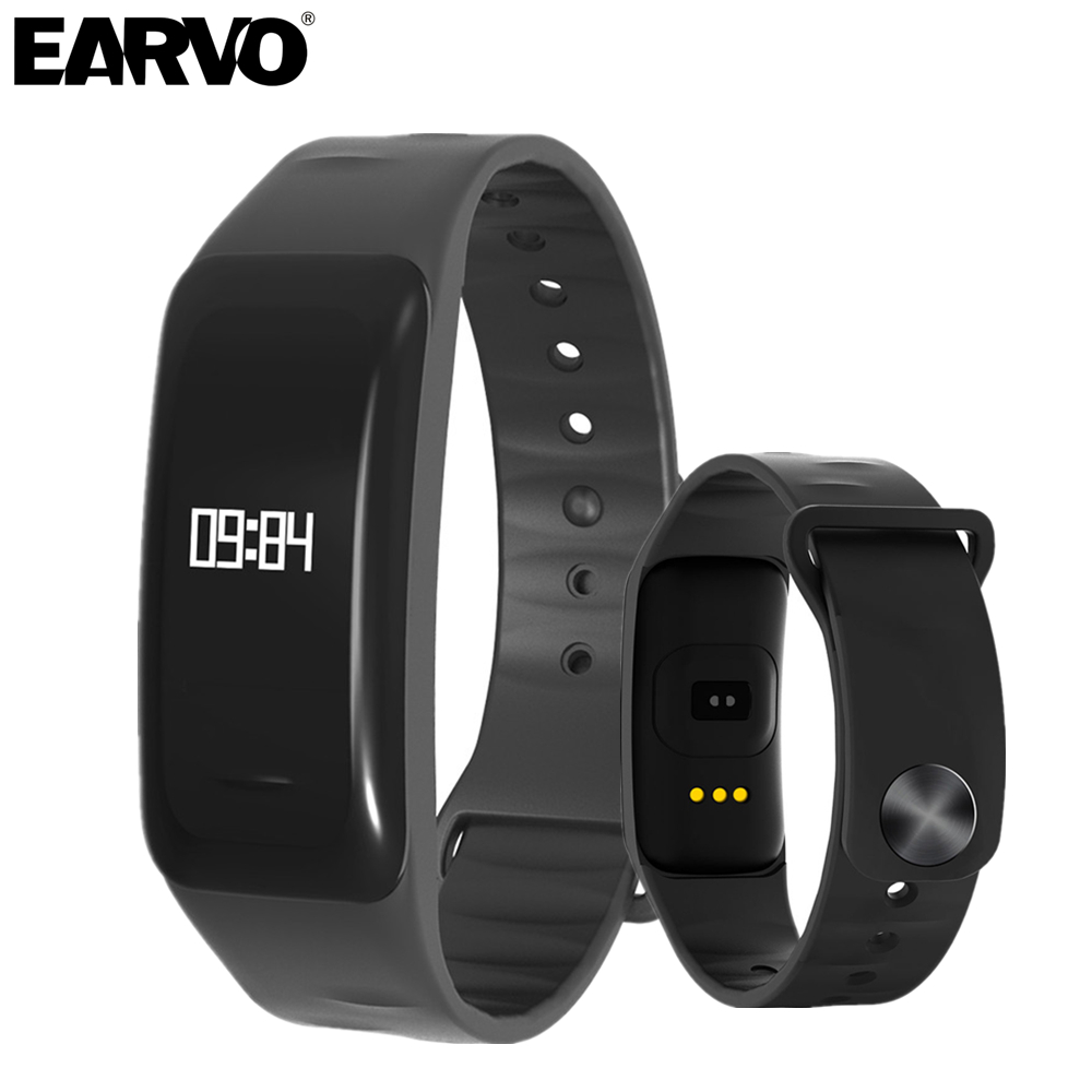 C1 Sport Bluetooth Smartband Wristband Heart Rate Blood Pressure Meter Waterproo
