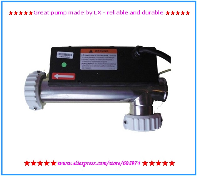 Hot tub heater heat exchanger hot tub heater 3KW H30R2 high alloy element! china 3kw heater element for lx h30 rs1 bathtub heater