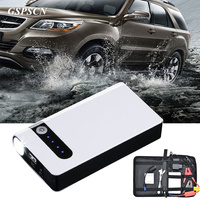 20000mAh 12V USB Car Charger Rechargeable Portable Multi Function Car Power Supply Jump Starter LED Light