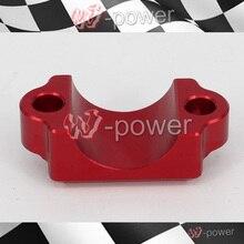 fite For HONDA CBR600RR CBR1000RR CBR954 XR400 XR650 CB600F motorcycle CNC Brake Master Cylinder Clamp Handlebar handlebar cover