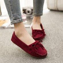 Hot sale ladies shoes slip on flats women's Moccasins flat shoes women ballet flats Casual Women Flat Single Pregnant Shoes L