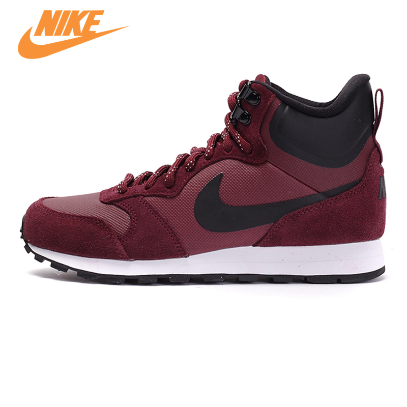 Original New Arrival NIKE MD RUNNER 2 MID PREM Men's Light Skateboarding Shoes Sneakers Trainers nike кроссовки мужские nike md runner 2