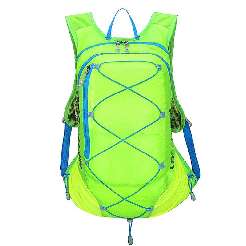 Local Lion Men Women Bike Bicycle Cycling Backpack Bag Outdoor Sport 15 L Waterproof Hiking Trail Running Travel Bags Rucksack