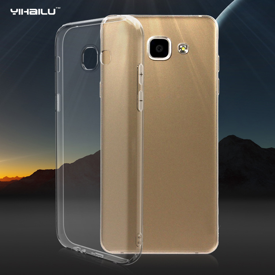 official photos 8e39f ca173 For 2017 Samsung Galaxy A5 A520 Case Protect Camera Soft Silicone Back  Cover For Samsung A5 2017 A520F Slim Cell Phone Cases-in Fitted Cases from  ...