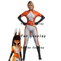 NEW Rena Rouge Ladybug Cat Noir Cosplay Costume 3D Print Halloween Party Zentai Suit Lycra Spandex Bodysuit