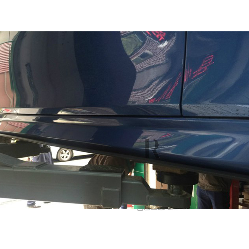 MP Style F30 Carbon Side Skirt Extensions voor BMW F30 3-serie Sedan - Auto-onderdelen - Foto 4