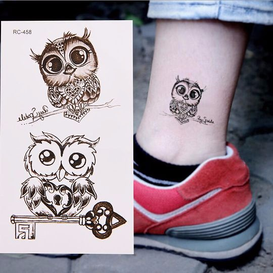 Top 10 Most Popular 3d Stickers Owl Ideas And Get Free Shipping Cc76dbb4