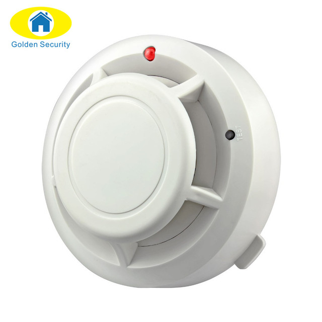 8 off golden security 433 wireless fire smoke sensor detector golden security 433 wireless fire smoke sensor detector burglar alarm system for industrial security alarm accessories sciox Gallery