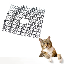 Durable Protective Dog Prevent Nails Garden Hollowed Out Anti Cat Repellent Fence Yard Practical Thorn Pad No Harm