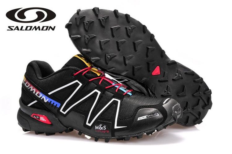 Livraison Gratuite Air Offre Spéciale 90 Maille 87 Salomon Speed Cross 3 CS Extérieure Chaussures Respirant Homme Athlétisme Salomon Chaussures de Course