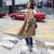 2016 Outono Marca Mulheres Trench Coat Trespassado Turn-Down Collar Estilo Médio Longo Algodão Outwears Magro Blusão D0356