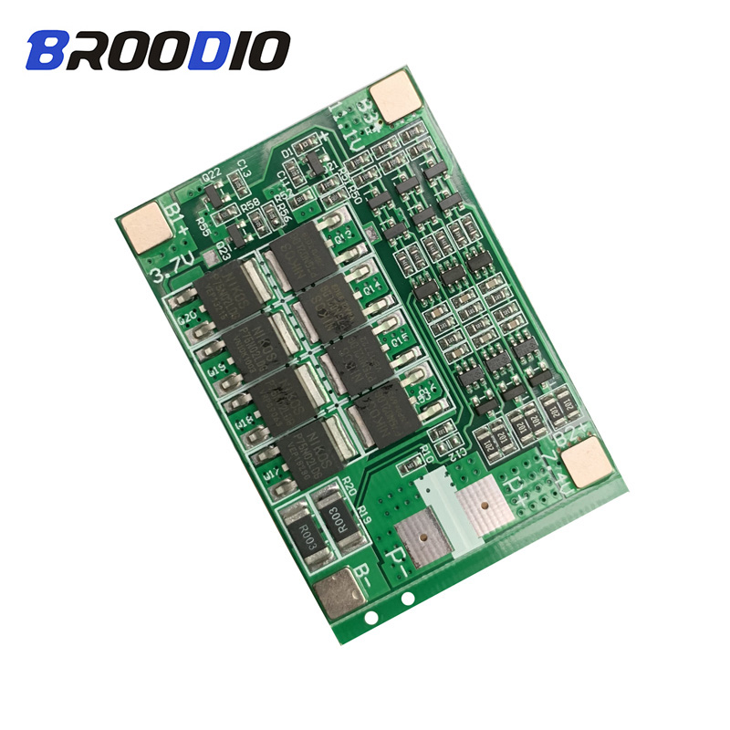 3S 40A BMS 11 1V 12V 18650 Lithium Battery Protection Board With Balanced For 18650 Battery